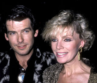 Pierce Brosnan opens up about his previous wife