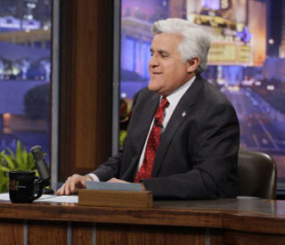 Jay Leno to leave 'The Tonight Show'