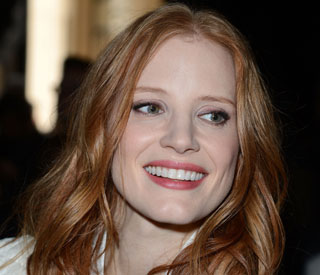Jessica Chastain wouldn't dye trademark locks