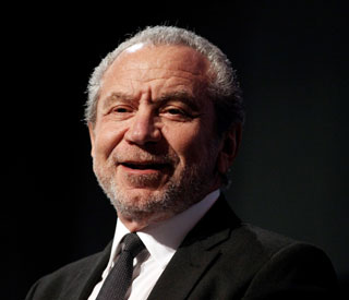 Lord Alan Sugar dislikes his signature phrase