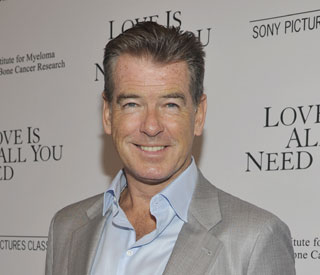 Pierce Brosnan in line for lead role in upcoming film
