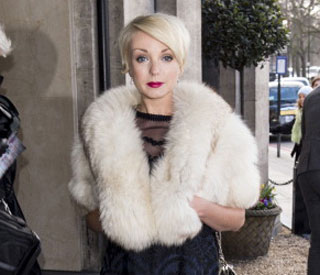 Helen George could be a real midwife