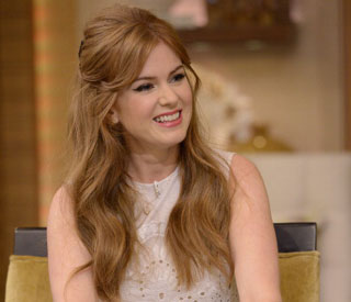 Isla Fisher faked confidence through filming