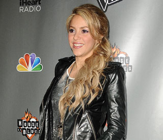 Shakira adapts to parenthood