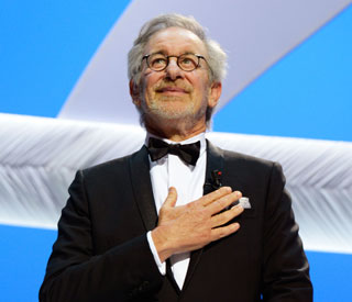 Warm welcome for Steven Spielberg at Cannes