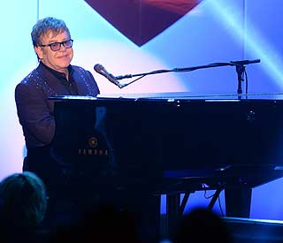 Elton John to headline British Summer Time Hyde Park