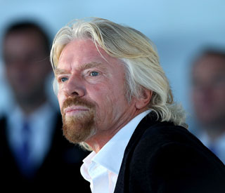Sir Richard Branson on his history with the 'Dice Man' books