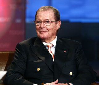 Sir Roger Moore up for 'Doctor Who' or 'Sherlock' role