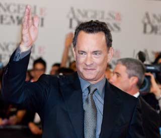 Dan Brown keen for Tom Hanks to return to starring role
