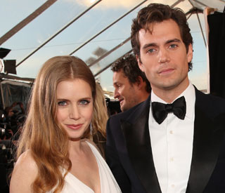 Amy Adams surprised by Henry Cavill's kindness