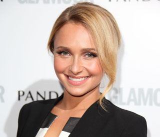 Hayden Panettiere overcomes her stage fright