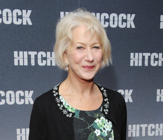 Dame Helen Mirren travels to Shanghai