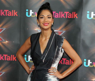 Nicole Scherzinger tries her hand at local accents