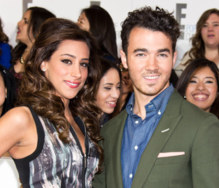 Kevin Jonas to become a dad for the first time