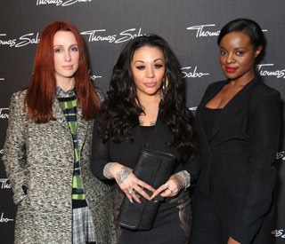 A look at Mutya Keisha Siobhan's Flatline video