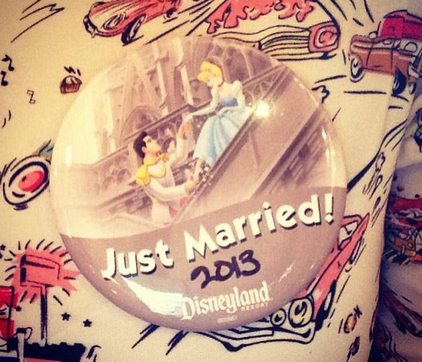 Holly Madison marries in fairytale Disneyland wedding