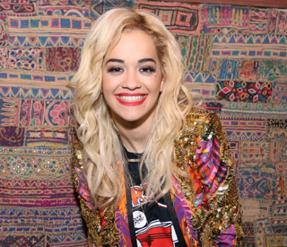 Rita Ora to launch her first make-up line