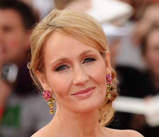 J.K Rowling to make screenwriting debut