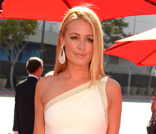 Cat Deeley stuns at awards show in Los Angeles