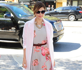 Eva Mendes launches vintage-inspired clothing line