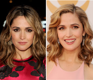 Rose Byrne goes blonde for the Emmys