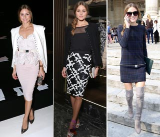 Olivia Palermo scores fashion points in Paris