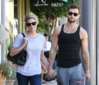 Ashley Greene steps out with new man