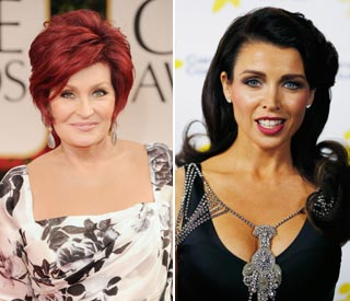 Sharon Osbourne labels Dannii Minogue 'very dark'