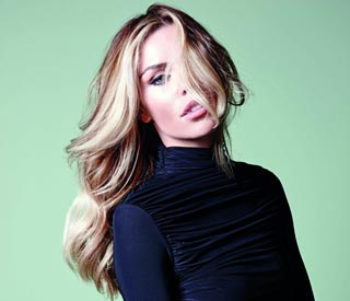 Strictly star Abbey Clancy launches clothing line