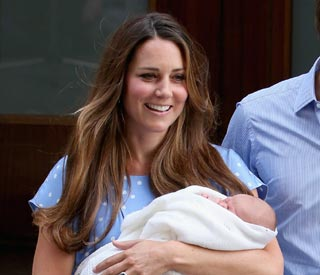 Kate Middleton is most admired celebrity mum