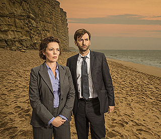 David Tennant to star in US remake of Broadchurch