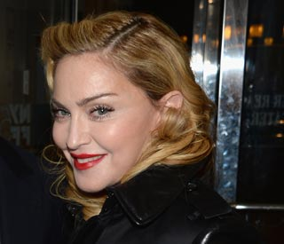 Madonna reveals crush on Brad Pitt