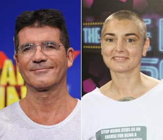 Simon Cowell responds to Sinead O'Connor