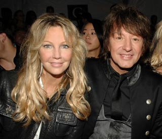 Heather Locklear reunites with ex for daughter's 16th
