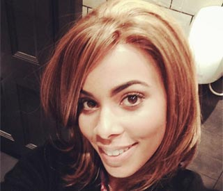 Rochelle Humes shows off new hairstyle