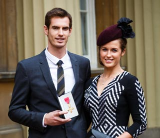 Andy Murray: 'Kate has incredible handwriting'