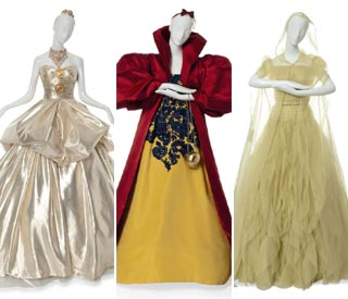 Bidding opens for Disney Princess dresses