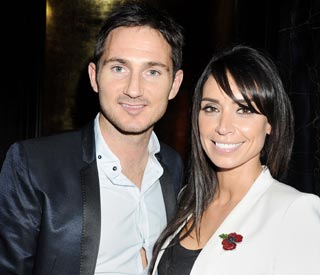 Frank Lampard: 'we will not have a big celeb wedding'