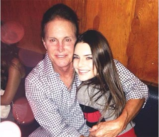 Kendall Jenner posts cute snap with dad Bruce