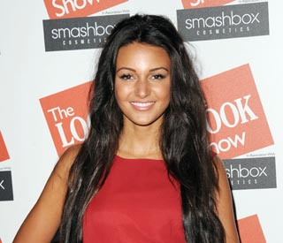 'Sexiest female' Michelle Keegan thanks fans