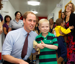 Prince William to visit The Royal Marsden Hospital