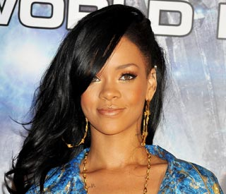Rihanna joins The Beatles and Elvis in music history