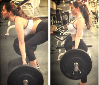 Kelly Brook enlists the help of LA trainer