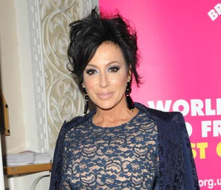 Russell Brand 'eyed up' Nancy Dell'Olio