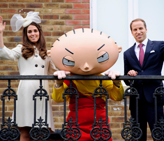 Prince William and Kate impersonators release new photos