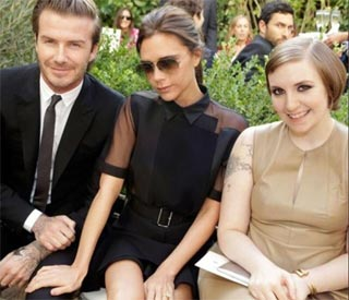 Victoria Beckham wants to star in Girls