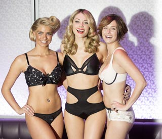 Georgia Horsley is official face of Lingerie Awards