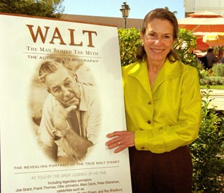 Daughter of Walt Disney dies aged 79