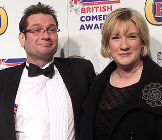 Comedienne Sarah Millican announces her marriage