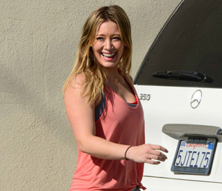 Hilary Duff expresses appreciation to supportive fans